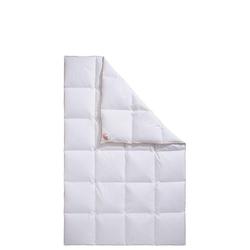 Daunenbettdecke, Ella, RIBECO, Füllung: 90% Daunen & 10% Federn, Bezug: Baumwolle, Daunendecke zum Top-Preis! Decke, Bettdecke 155 cm x 220 cm