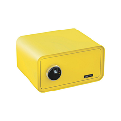 Olympia Tresor GOsafe 200, mit Fingerprint-Schloss gelb