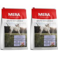 Mera pure sensitive Lamm & Reis 2 x 12,5 kg