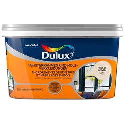 Dulux Holzlack Fresh Up, für Fensterrahmen und Holzverkleidungen, helles leinen, 0,75 l
