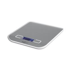 MAXXMEE Küchenwaage digitale Edelstahl-Küchenwaage, 3V
