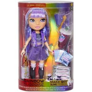 MGA Entertainment 561118E7C Poopsie 561118 Rainbow Surprises Rae or Skye Puppe mit Zubehör, Multi