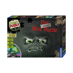 Kosmos Puzzle Story Puzzle - Das kleine Böse Puzzle, 200 Teile, Puzzleteile