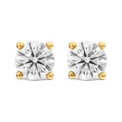 CHRIST Damen Ohrringe gold, Größe One Size, 5048665