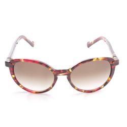 Louis Vuitton Damen Sonnenbrille gelb / rot, Größe One Size, 4947596