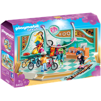 Playmobil City Life Bike & Skate Shop 9402