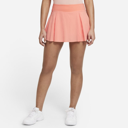 Nike Club Skirt kurzer Tennisrock für Damen - Pink, size: XL