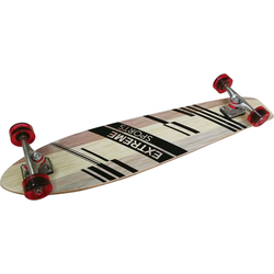 L.A. Sports Longboard Longboard Pintail Cruiser Single Kicktail Board