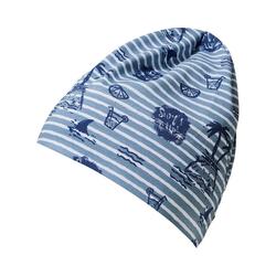 MAXIMO Beanie Kinder Beanie mit UV-Schutz blau 53