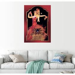 Posterlounge Wandbild, Tanzpaar, Arrow 60 cm x 80 cm