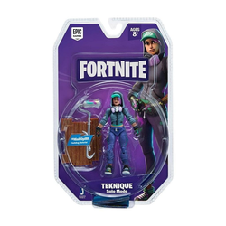 Fortnite Actionfigur Fortnite, Solo Modus, Figur Teknique, (2-tlg)