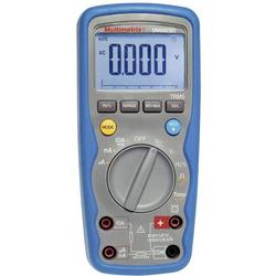 Multimetrix DMM 230 Hand-Multimeter digital Wasserdicht (IP67) CAT III 1000 V, CAT IV 600V Anzeige (