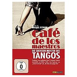 Die grossen Meister des Tangos, DVD