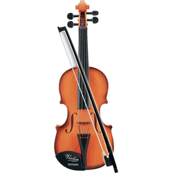 Bontempi Saiten Geige im Holzdesign