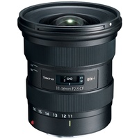 Tokina atx-i 11-16mm F2,8 CF Canon EF