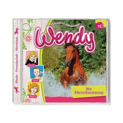 Kiddinx Hörspiel CD Wendy 73 - Die Überschwemmung