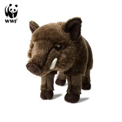 WWF Plüschfigur Plüschtier Wildschwein Eber (31cm)