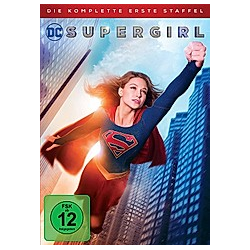 Supergirl - Staffel 1 - DVD  Filme