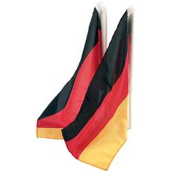 """Autofahnen-Set """"Deutschland"""", 2er-Set"""