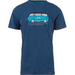 La Sportiva Van T-Shirt Men opal Klettershirt