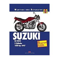 Suzuki GS 500 E. Matthew Coombs  - Buch