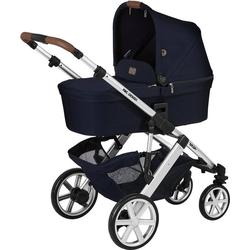 ABC Design Kombi-Kinderwagen Kombi Kinderwagen Salsa 4, gravel grau