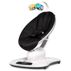 4moms Babywippe mamaRoo 4 Classic Black