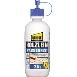 UHU Wasserfest D3 Holzleim 48510 75g