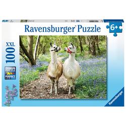 Flauschige Freundschaft. Puzzle 100 Teile XXL