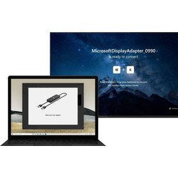 Microsoft 4K Wireless Display Adapter Adapter, 28,3 cm