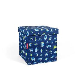 Sitzbox Kids blau