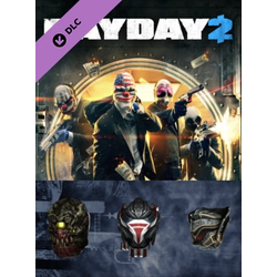 PAYDAY 2: E3 2016 Mask Pack Steam Key GLOBAL