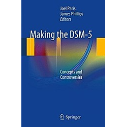 Making the DSM-5 - Buch