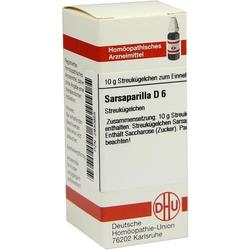 SARSAPARILLA D 6