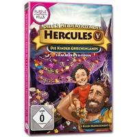 Die 12 Heldentaten des Herkules 5 - Die Kinder Griechenlands Sammleredition (USK) (PC)