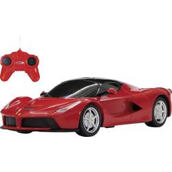 Jamara 404521 Ferrari LaFerrari 1:24 RC Einsteiger Modellauto Elektro Straßenmodell