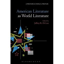 American Literature as World Literature: eBook von