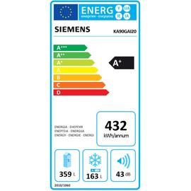 Siemens KA90GAI20 iQ500