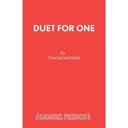 Duet for One als Taschenbuch von Tom Kempinski
