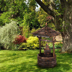 Loreley Gartenbrunnen