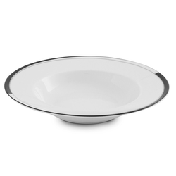 Friesland Porzellan Suppenteller Suppenteller 22cm La Belle 'Black & White' Friesla