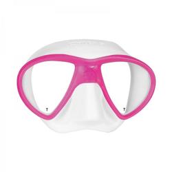 Mares Maske X-Free - pink/weiß