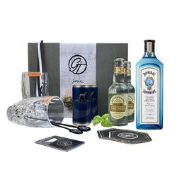 Bombay Sapphire Gin & Tonic Geschenkeset