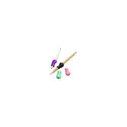 SCHREIBGRIFFE weich farbig 3 St