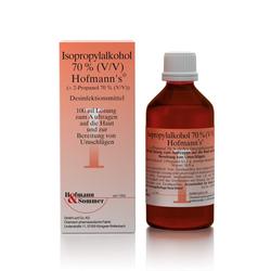 ISOPROPYLALKOHOL 70% V/V Hofmann's 100 ml