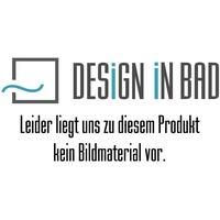 HSK Design eckig chrom (1100017)