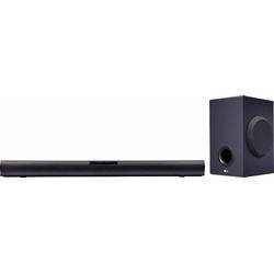 LG SJ2 2.1 Soundbar (Bluetooth, 160 W, Videoformat: WMA, Dolby Digital)