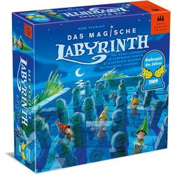 Drei Magier Spiele Spiel, Das magische Labyrinth