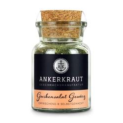 Ankerkraut Gurkensalat Gewürz Gewürzmischung im Korkenglas 60g