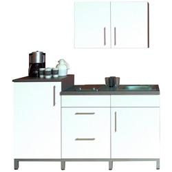 Menke Küchen Küchenzeile Rack-Time Single 180, mit E-Geräten